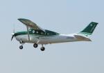 仙人2016さんが、調布飛行場で撮影した共立航空撮影 TU206G Turbo Stationair 6の航空フォト(写真)