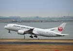 Cygnus00さんが、羽田空港で撮影した日本航空 787-8 Dreamlinerの航空フォト(写真)