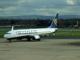 航空フォト:EI-DCK ライアンエア 737-800