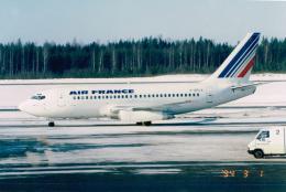 JA8037さんが、ヘルシンキ空港で撮影したエールフランス航空 737-2K5/Advの航空フォト(飛行機 写真・画像)
