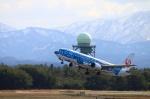 Kuuさんが、小松空港で撮影した日本トランスオーシャン航空 737-4Q3の航空フォト(飛行機 写真・画像)