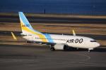 T.Sazenさんが、羽田空港で撮影したAIR DO 737-781の航空フォト(飛行機 写真・画像)