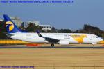 Chofu Spotter Ariaさんが、成田国際空港で撮影したMIATモンゴル航空 737-8SHの航空フォト(写真)