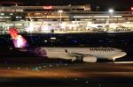 T.Sazenさんが、羽田空港で撮影したハワイアン航空 A330-243の航空フォト(飛行機 写真・画像)