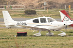 tsubasa0624さんが、ホンダエアポートで撮影した日本個人所有 SR20の航空フォト(飛行機 写真・画像)