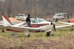 tsubasa0624さんが、ホンダエアポートで撮影した日本個人所有 E33 Bonanzaの航空フォト(写真)