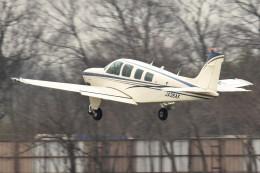 tsubasa0624さんが、ホンダエアポートで撮影したエアロスペースナガノ A36 Bonanza 36の航空フォト(写真)