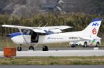 tsubasa0624さんが、ホンダエアポートで撮影した本田航空 172S Skyhawk SPの航空フォト(写真)