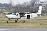 tsubasa0624さんが、ホンダエアポートで撮影したエビエーションサービス 208B Grand Caravanの航空フォト(飛行機 写真・画像)