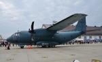 青い翼に鎧武者マークの!さんが、三沢飛行場で撮影したオーストラリア空軍 C-27J Spartanの航空フォト(写真)