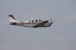 サボリーマンさんが、松山空港で撮影したノエビア A36 Bonanza 36の航空フォト(飛行機 写真・画像)