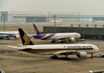 Cygnus00さんが、羽田空港で撮影したシンガポール航空 777-212/ERの航空フォト(写真)