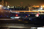 T.Sazenさんが、羽田空港で撮影したカタール航空 787-8 Dreamlinerの航空フォト(写真)