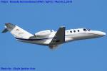 Chofu Spotter Ariaさんが、羽田空港で撮影した毎日新聞社 525A Citation CJ2の航空フォト(飛行機 写真・画像)