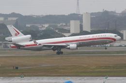 嘉手納飛行場 - Kadena airfield [DNA/RODN]で撮影されたワールド・エアウェイズ - World Airways [WO/WOA]の航空機写真