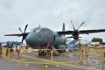えるあ~るさんが、シンガポール・チャンギ国際空港で撮影したオーストラリア空軍 C-27J Spartanの航空フォト(写真)