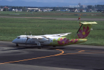 kumagorouさんが、札幌飛行場で撮影したエアーニッポンネットワーク DHC-8-314Q Dash 8の航空フォト(写真)