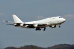 うめやしきさんが、横田基地で撮影したアトラス航空 747-45E(BDSF)の航空フォト(飛行機 写真・画像)