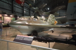 Koenig117さんが、ライト・パターソン空軍基地で撮影したドイツ空軍 Me 163B-1a Kometの航空フォト(飛行機 写真・画像)