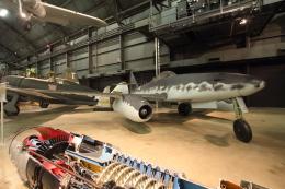 Koenig117さんが、ライト・パターソン空軍基地で撮影したドイツ空軍 Me 262A-1A Schwalbeの航空フォト(飛行機 写真・画像)