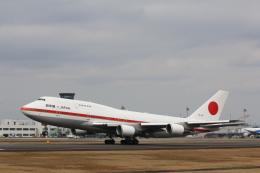 musashiさんが、高松空港で撮影した航空自衛隊 747-47Cの航空フォト(飛行機 写真・画像)
