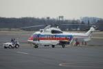 あきらっすさんが、調布飛行場で撮影した国土交通省 地方整備局 AS332L2 Super Puma Mk2の航空フォト(写真)