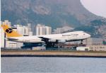 JA8037さんが、啓徳空港で撮影したジャーマン・カーゴ 747-230B(SF)の航空フォト(写真)
