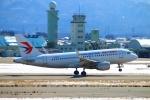 Kuuさんが、小松空港で撮影した中国東方航空 A319-115の航空フォト(飛行機 写真・画像)