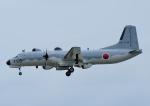 じーく。さんが、那覇空港で撮影した航空自衛隊 YS-11A-402EBの航空フォト(写真)