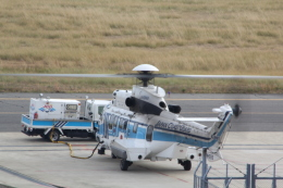 yosuke72さんが、関西国際空港で撮影した海上保安庁 EC225LP Super Puma Mk2+の航空フォト(飛行機 写真・画像)