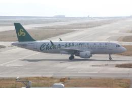 yosuke72さんが、関西国際空港で撮影した春秋航空 A320-214の航空フォト(飛行機 写真・画像)