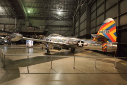Koenig117さんが、ライト・パターソン空軍基地で撮影したアメリカ空軍 F-84E Thunderjetの航空フォト(飛行機 写真・画像)