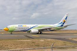 航空フォト:HS-DBV ノックエア 737-800
