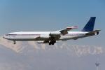 うまやどのおいるさんが、メヘラーバード国際空港で撮影したイラン空軍 707-3J9Cの航空フォト(写真)
