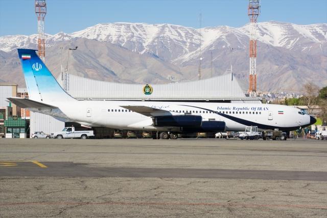 イラン・イスラム共和国政府 航空フォト(飛行機 写真・画像 ...