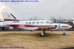 Chofu Spotter Ariaさんが、航空博物館 - Museum of Aeronautical Sciences (Shibayama-machi, Japan)で撮影した毎日新聞社 421B Golden Eagleの航空フォト(飛行機 写真・画像)