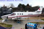 Chofu Spotter Ariaさんが、航空博物館 - Museum of Aeronautical Sciences (Shibayama-machi, Japan)で撮影した富士重工業 FA-300 (Commander 700)の航空フォト(写真)