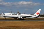 りんたろうさんが、伊丹空港で撮影した日本航空 767-346/ERの航空フォト(写真)