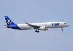 じーく。さんが、茨城空港で撮影したV エア A321-231の航空フォト(飛行機 写真・画像)