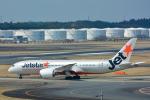 パンダさんが、成田国際空港で撮影したジェットスター 787-8 Dreamlinerの航空フォト(写真)