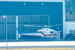 パンダさんが、成田国際空港で撮影した東邦航空 AS355F2 Ecureuil 2の航空フォト(写真)
