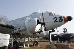 ジャンクさんが、鹿屋航空基地で撮影した海上自衛隊 R4D-6Q Skytrainの航空フォト(飛行機 写真・画像)