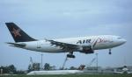 kumagorouさんが、仙台空港で撮影したエア・プラス・コメット A310-324/ETの航空フォト(写真)