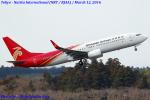 Chofu Spotter Ariaさんが、成田国際空港で撮影した深圳航空 737-86Nの航空フォト(写真)