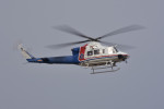 tsubasa0624さんが、名古屋飛行場で撮影した愛知県防災航空隊 412EPの航空フォト(飛行機 写真・画像)