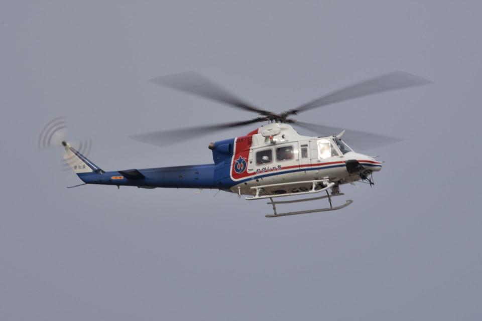 tsubasa0624さんの愛知県防災航空隊 Bell 412 (JA6792) 航空フォト