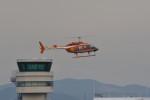 tsubasa0624さんが、名古屋飛行場で撮影した新日本ヘリコプター 206L-3 LongRanger IIIの航空フォト(飛行機 写真・画像)