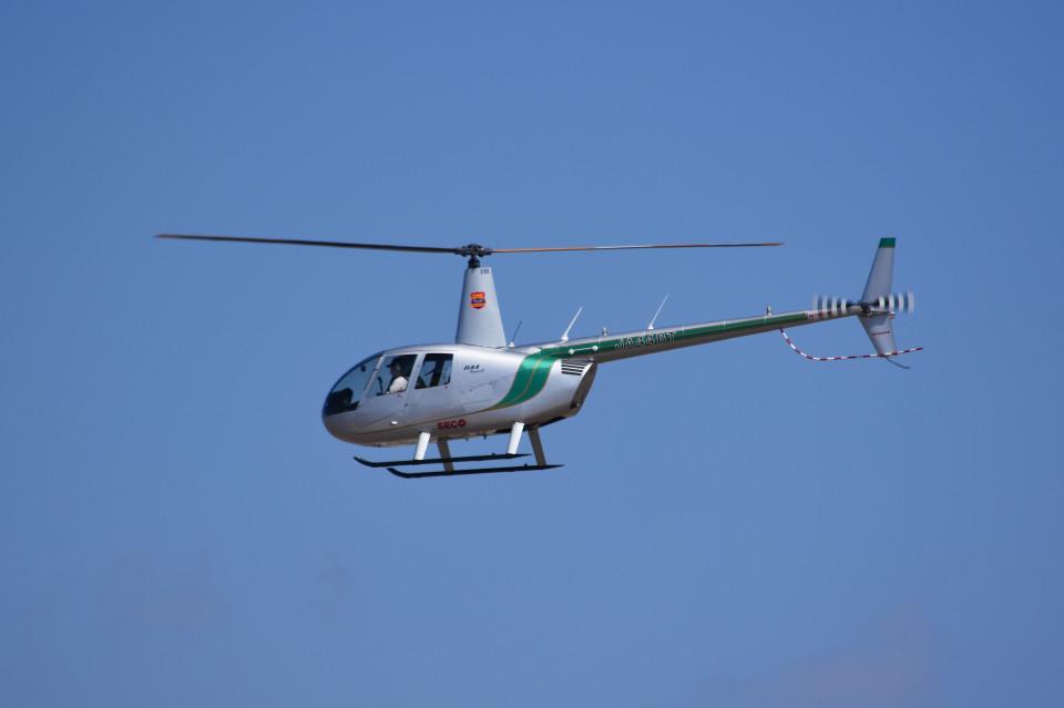tsubasa0624さんのセコインターナショナル Robinson R44 (JA44BT) 航空フォト