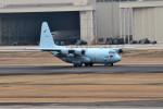 tsubasa0624さんが、名古屋飛行場で撮影した航空自衛隊 C-130H Herculesの航空フォト(写真)