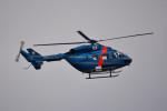 tsubasa0624さんが、名古屋飛行場で撮影した茨城県警察 BK117C-1の航空フォト(写真)